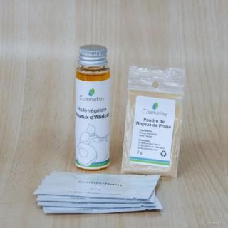 Recharge pour gommage Noyaux d'Abricot