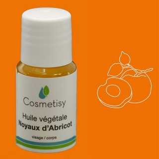 Huile végétale Noyaux d'Abricot