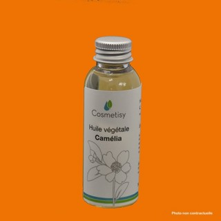 Huile végétale Camélia
