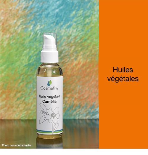 Huiles végétales pour peau sèche