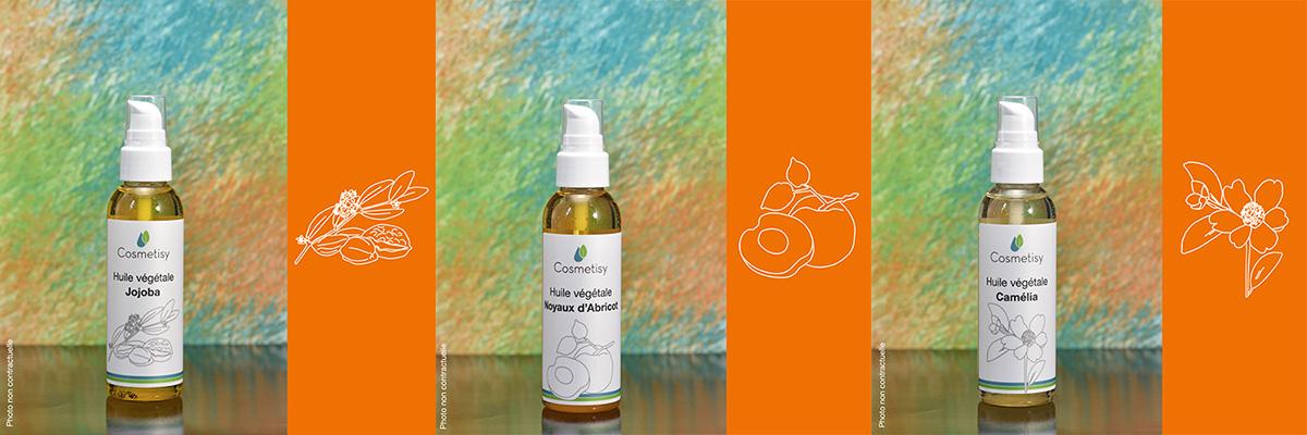 Rasage à l'huile végétale