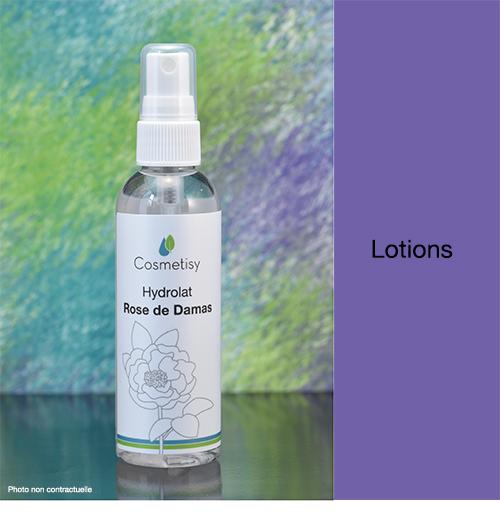 Lotions pour peau sèche