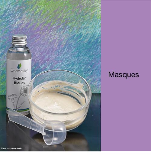 Masques pour peau sèche