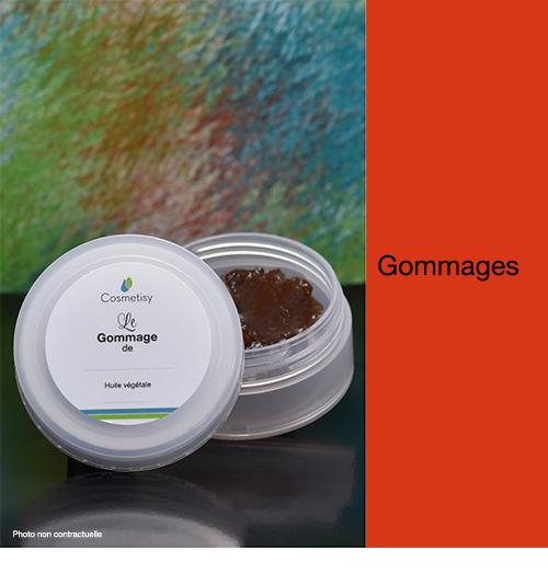 Gommages pour peau sèche